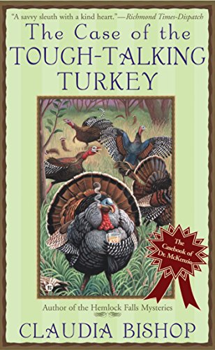 book cover of The Case of the Tough-Talking Turkey