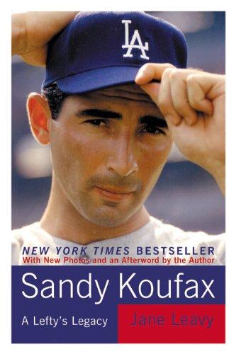 Sandy Koufax: A Lefty's - Leftys Barber