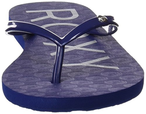 Bleu Femme Tongs Roxy Navy Sandy wqtHxOBg
