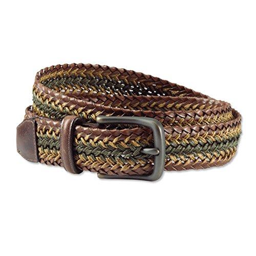 Orvis Bakersfield Braided Belt brown/multi 46