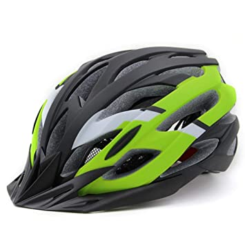 Relddd Bicycle Helmet Made of EPS+PCBicicleta Casco Hecho de eps + pc Coche Bicicleta