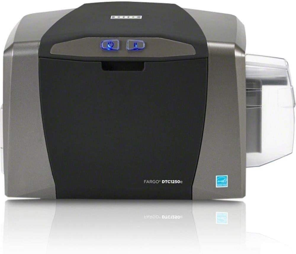 Amazon.com: Fargo dtc1250e doble cara Impresora de tarjetas ...