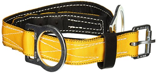 Miller Titan by Honeywell T3020/MAF Tongue Buckle Body Belt with Side D-Rings, Medium ()