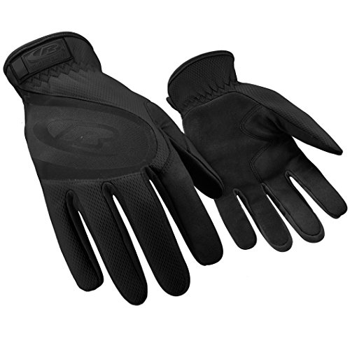 Ringers Gloves R-113 Turbo Plus Black, Essential Hand Pro...