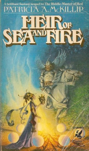 Heir of Sea and Fire (The Quest of the Riddle-Master Trilogy, Book 2)