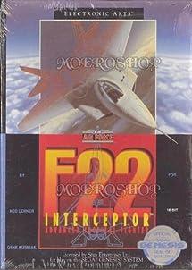 F-22 Interceptor - Sega Genesis