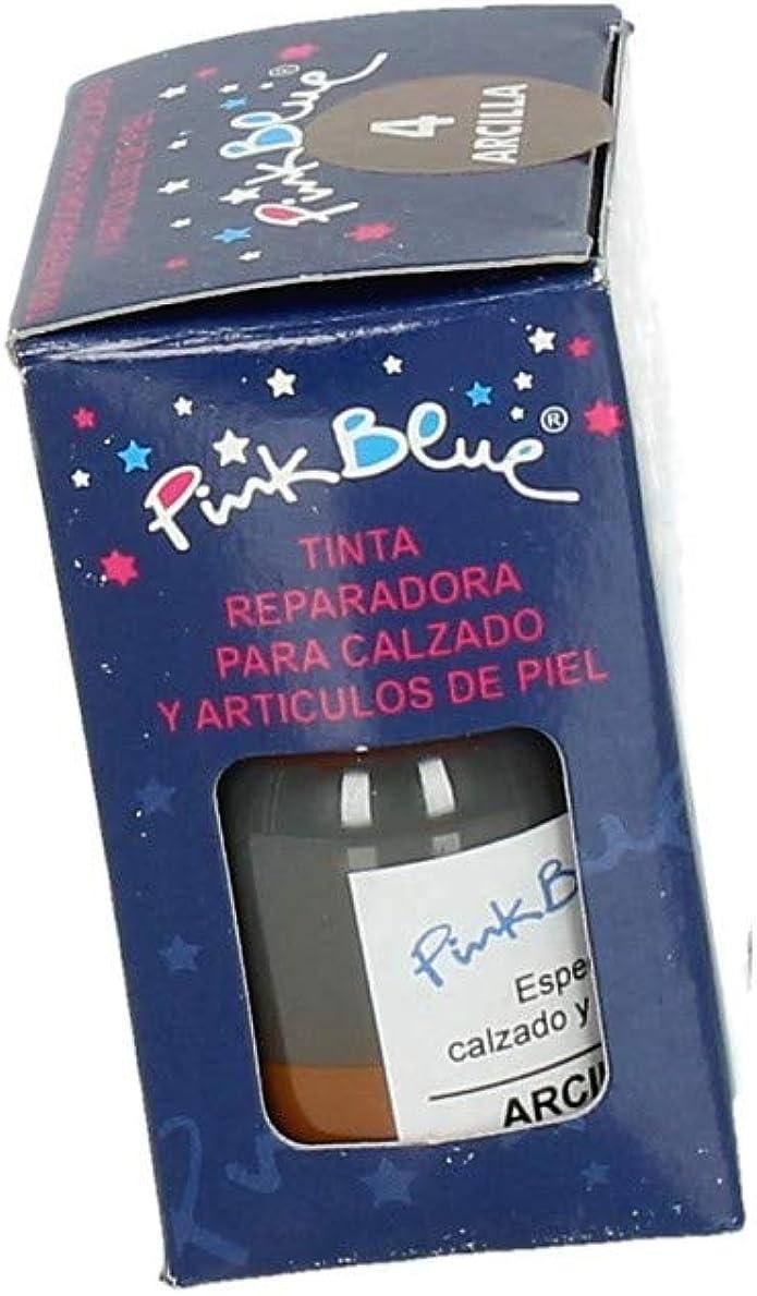 ZAPATOP PINK BLUE 4 TINTE DE ARCILLA SEÑORA ACCESORIOS ...