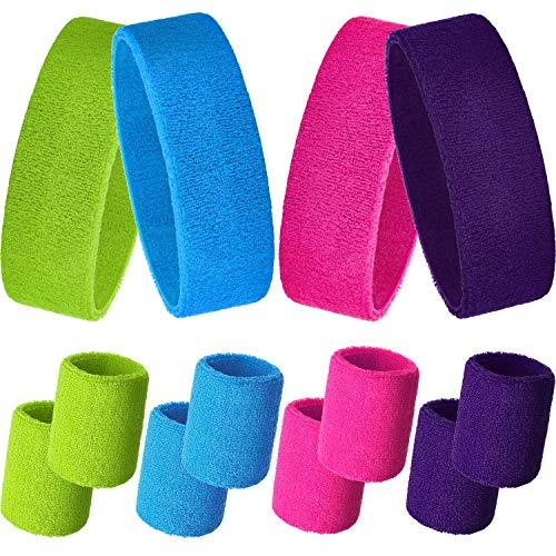 Bememo Sweatbands Headband Wristbands Sweatband product image
