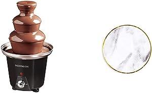 Nostalgia CFF965 3-Tier 1.5-Pound Chocolate Fondue Fountain with