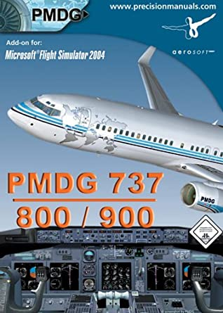 PMDG 737: 800/900 Add-On for Microsoft Flight Simulator (PC