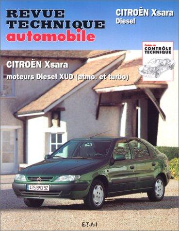 rta 613.2 citroen xsara diesel (French) Paperback