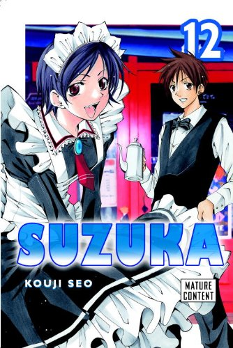 Read Online Suzuka 12 PDF