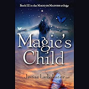 Magic's Child Audiobook