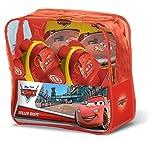 Mondo - 28105 - Set De Roller Skate + Protections Cars