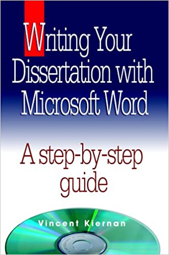 Online word processing program for disseration?