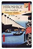 img - for Hiroshige: One Hundred Famous Views of Edo by Henry D. Smith (2000-04-23) book / textbook / text book