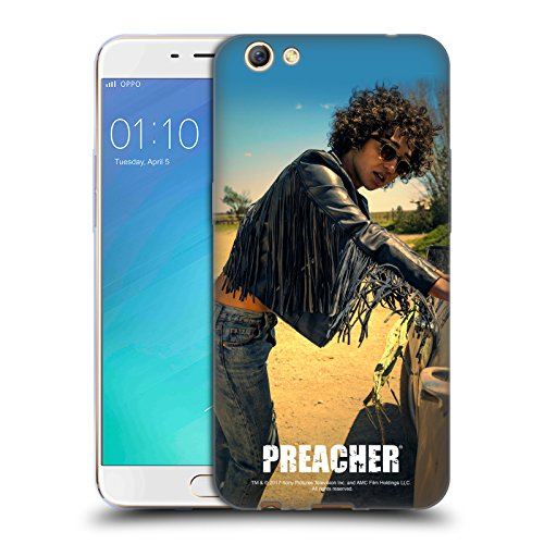 Official Preacher Sunglasses Tulip O'hare Soft Gel Case for Oppo R9s - Tulip Sunglasses Hare O