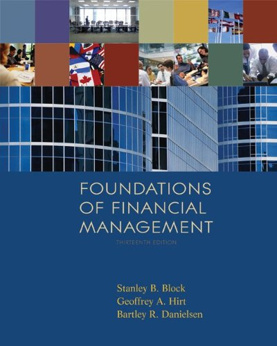 Foundations of Financial Management with S&P bind-in card + Time Value of Money bind-in card + Homework Manager Plus