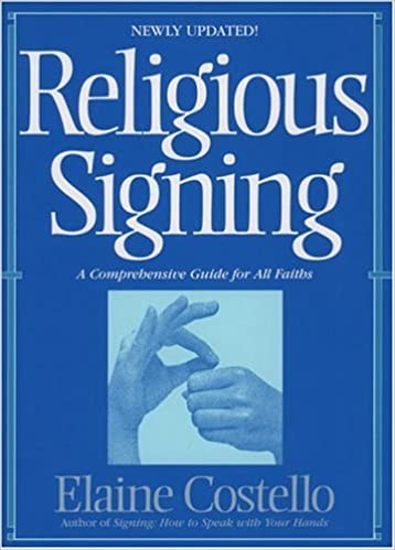 Scarica online Reddit Books: Religious Signing: A Comprehensive