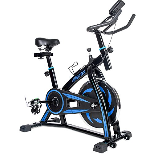 Merax S301 indoor Cycling Bike Cycle Trainer Exercise Bicycle – DiZiSports Store