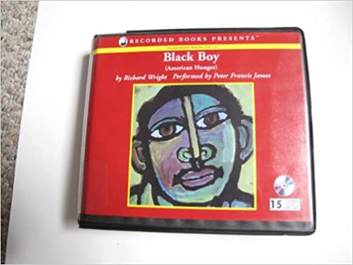 hunger in black boy