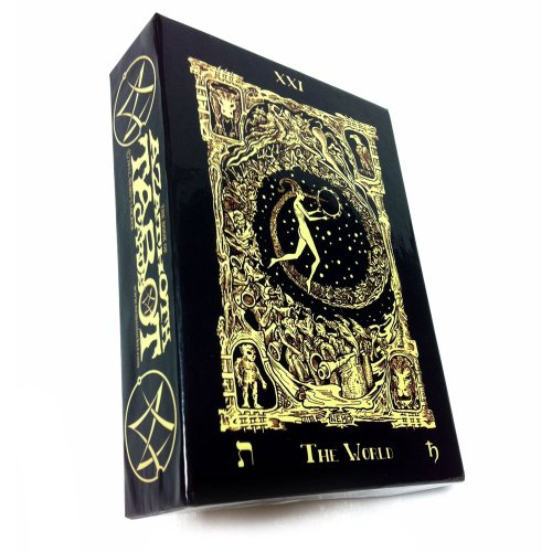 The Book of Azathoth Tarot Cards