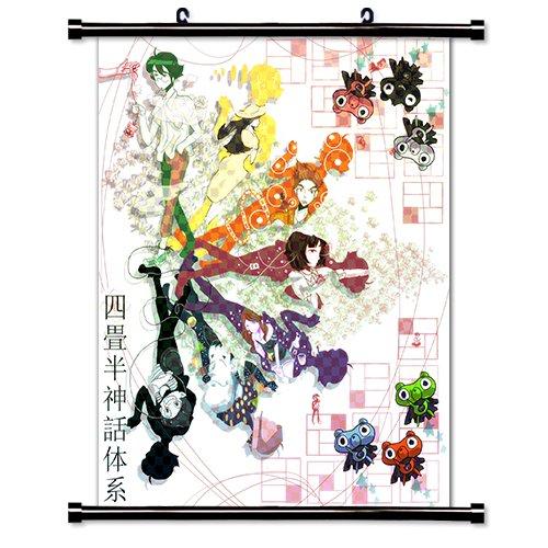 The Tatami Galaxy Anime Fabric Wall Scroll Poster Wp Tat-4 L