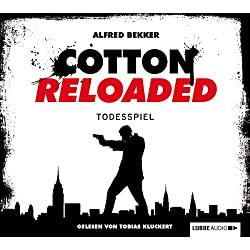 Todesspiel (Cotton Reloaded 9)