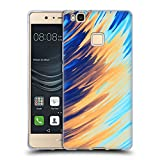 Official Andi Greyscale Two Sides of One Extreme Abstract Marbling Soft Gel Case Compatible for Huawei P9 Lite / G9 Lite