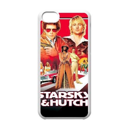 M3I59 Starsky & Hutch Haute Résolution Affiche M5H4XJ cas d'coque iPhone de téléphone cellulaire 5c couvercle coque blanche KP1FGT2CR