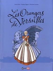vignette de 'Les orangers de Versailles (Nicolas Digard)'