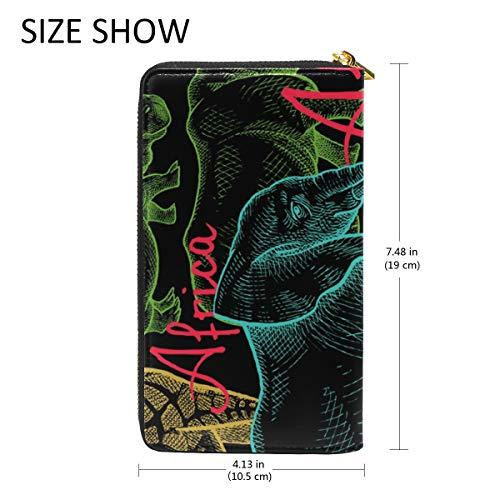 Unique pour Multicolore TIZORAX femme Taille Pochette UXvUw8nfx