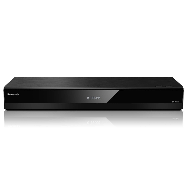 Panasonic 4K Ultra HD with HDR10 Voice Assist Blu-ray Player by Panasonic
