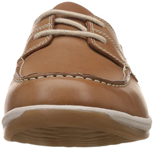 Clarks Fallston Style - Tan Leather