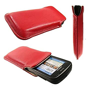 caseroxx Funda Tipo Estuche para Nokia C2-01 C2-00 de ...
