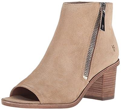 FRYE Women's Brielle Zip Bootie Ankle Boot