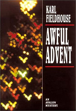 book cover of Awful Advent