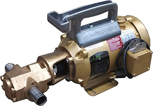 Goldstream Pumps 12gpm HD Portable Oil Pump for sale  Delivered anywhere in USA
