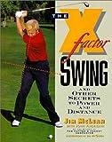 The X-Factor Swing, Jim McLean and John Andrisani, 0062701428