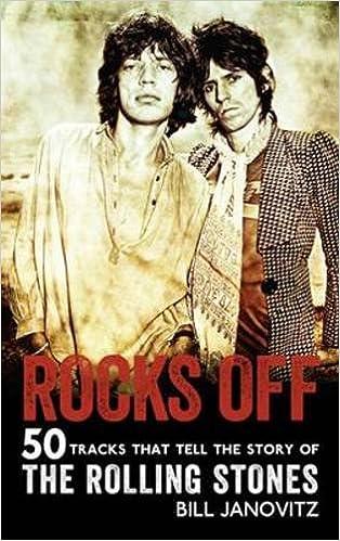 Hasil gambar untuk rocks off book the rolling stones