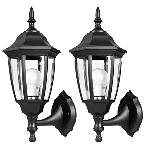 EMART Outdoor Porch Light LED Ex...