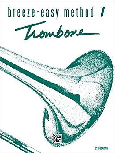 breeze easy book 1 for trombone - 6
