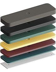 INNONEXXT® Premium beglazingsblokken, 600 stuks, Made in Germany, onderlegplaten, afstandhouders, afstandhouders van kunststof