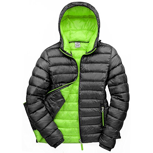 Lime Urban Hooded Snowbird Black Result Coat Urban Ladies Outdoor F4a7Rq