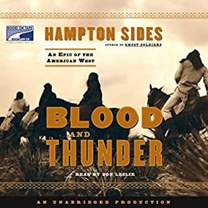 Blood and Thunder Hörbuch