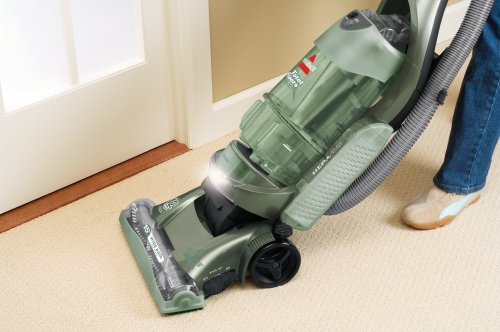 Amazon.com   BISSELL 3990 Total Floors Velocity Bagless Upright Vacuum  Cleaner