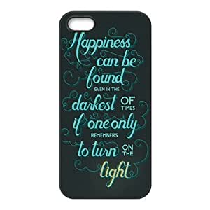 iPhone 5S Protective Case - Harry Potter Hardshell Carrying Case Cover for iPhone 5 / 5S by runtopwell