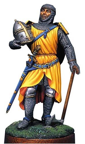 アンドレアミニチュアズ SM-F02 Sir Roger de Trumpington (1289)