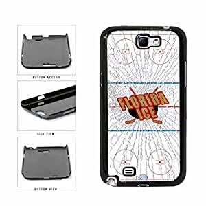 Florida Ice Plastic Phone Case Back Cover Samsung Galaxy Note II 2 N7100