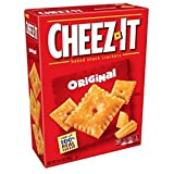 Gourmet Food : Cheez-It Baked Snack Crackers (Original, 12.4-Ounce Box)